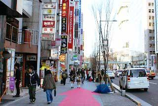 渋谷駅からアースタイムズへの行き方1