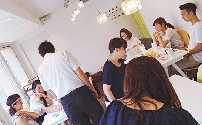 8/2 セミナー&交流会風景2